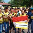 Amazing…Modal Bongkar Celengan, Tim Arung Jeram Sumut Raih Juara III Di Malaysia