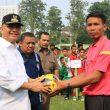 61 SSB Bersaing Perebutkan Piala Walikota