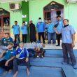 Kampak Peduli Corona, Bersama BKPRMI Bagikan Sajadah Dan Hand Sanitizer Di Masjid