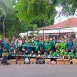 Kelompok Suporter PSMS Kembali Lakukan Aksi Peduli Covid 19