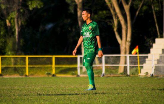 Kangen Sentuh Bola, Pemain PSMS Ini Berharap Liga Dilanjut