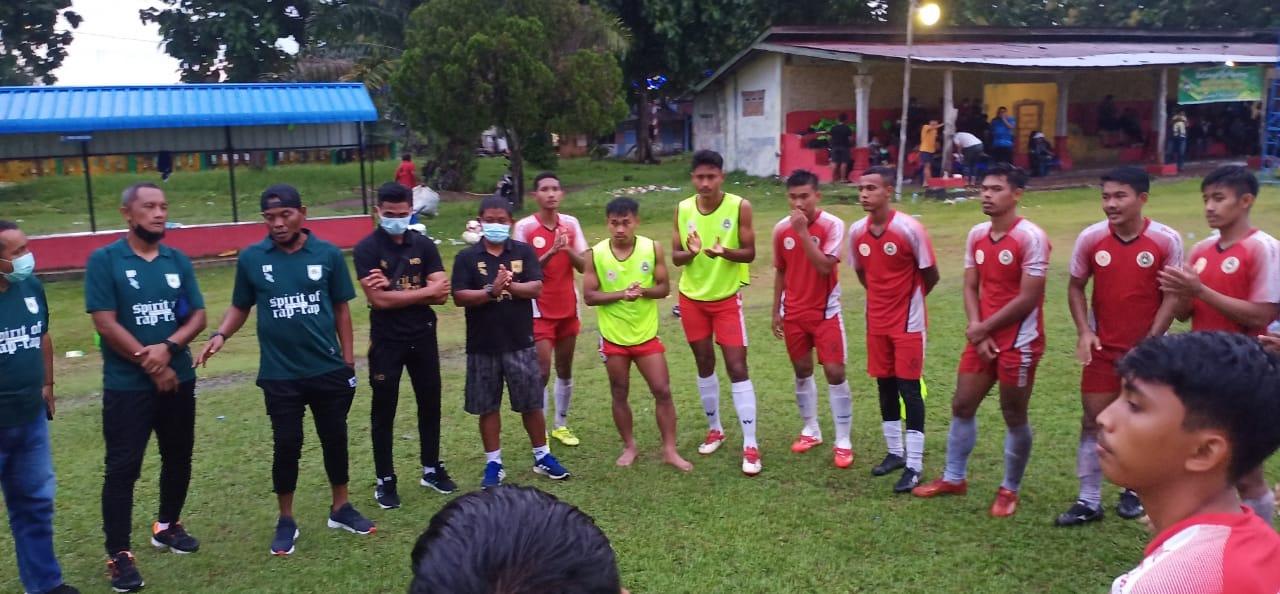 Tim Sepakbola PON Sumut