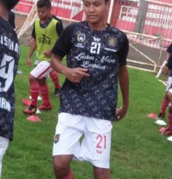 Sandro Dipanggil Seleksi Tim Nas U-18