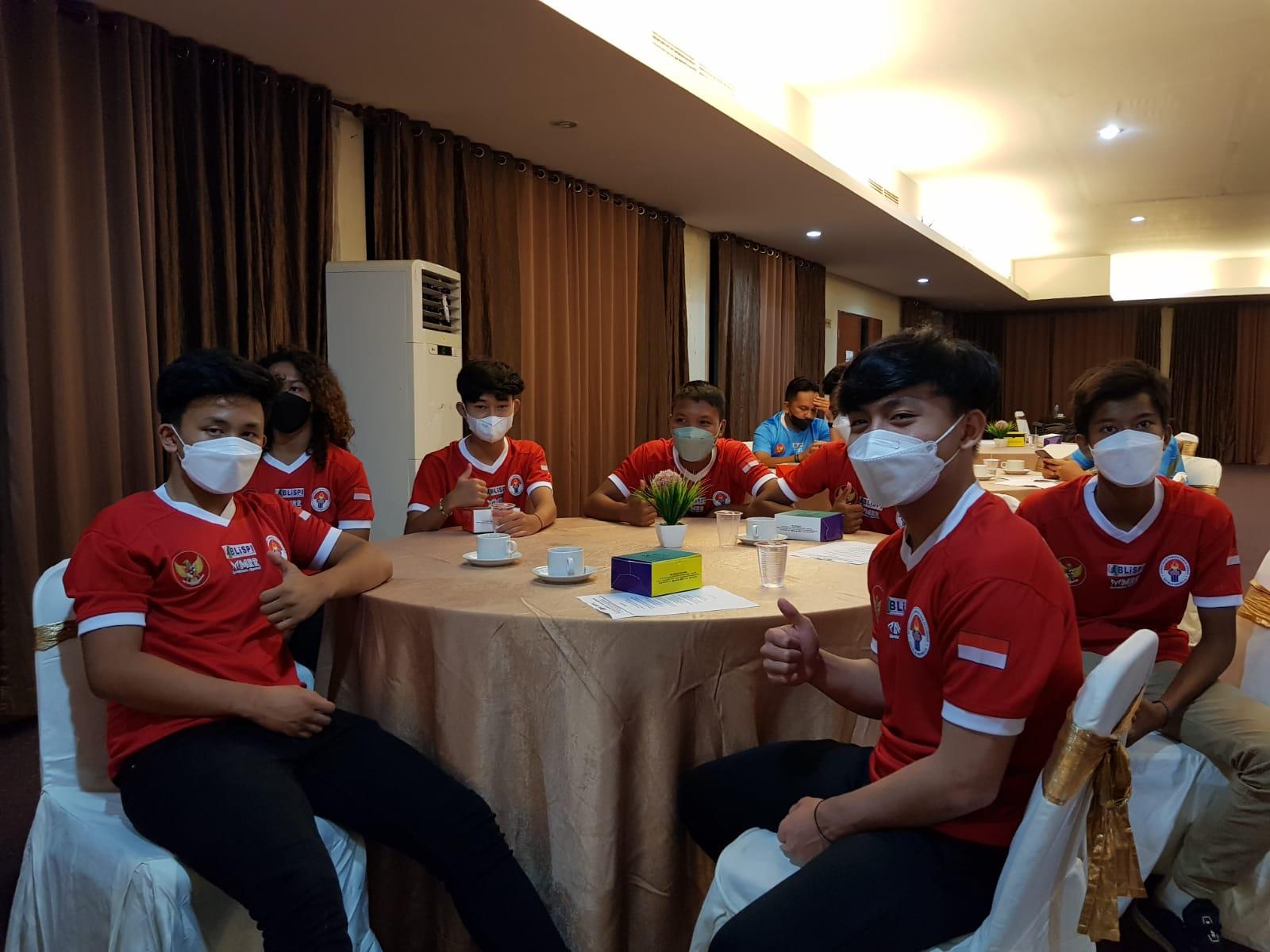 Tim Nasional Pelajar U-15