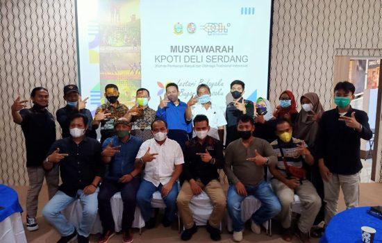 Komite Permainan Rakyat dan Olahraga Tradisional Indonesia (KPOTI)