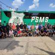Perantau Medan Jamu Makan Siang Skuat PSMS Di Palembang