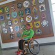 Atlet NPC Asal Deliserdang: Mak Jul Yang Tak Pernah Letih Termakan Usia