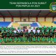 Kalah 0-2 Dari Jatim, Tim Sepakbola PON Sumut Tetap Lolos 6 Besar