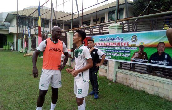 Berikut 19 Nama Pemain PSMS Yang Akan Berjuang Di Palembang, Tak Ada Nama Bruno Casimir?