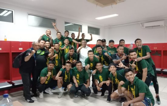 Tatap Piala Presiden, PSMS Pertahankan Wajah Lama