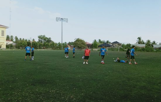 'Reading The Game' Jadi Strategi Pelatih PSMS Hadapi Persiraja Malam Nanti