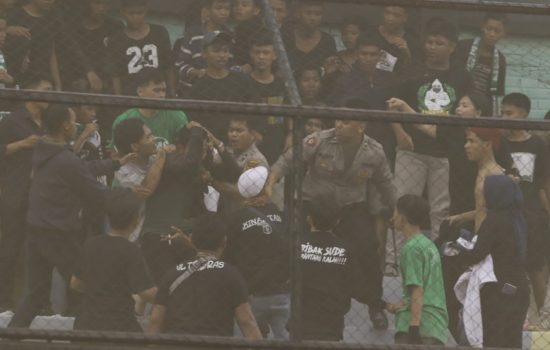 Sejumlah Suporter Masih Ditahan, Manajemen PSMS Bawa Bukti Memberatkan Ke Polisi