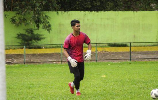 Kiper Muda Potensial Sumut Siap Perkuat PSMS Medan Di Liga 2