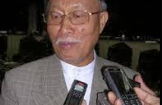 Mantan Ketua Umum PSMS Medan Periode 1993 - 2001 H Bachtiar Djafar